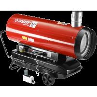 Дизельная тепловая пушка ЗУБР 52 кВт непрямого нагрева ДПН-К9-52000-Д
