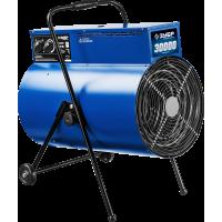 Электрическая тепловая пушка ЗУБР Профессионал 30 кВт ЗТП-30