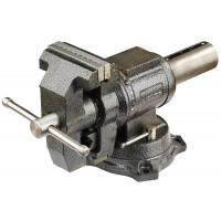 Многофункциональные слесарные тиски ЗУБР Эксперт-3D 100 мм 32712-100