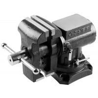 Многофункциональные слесарные тиски ЗУБР Эксперт-3D 125 мм 32712-125